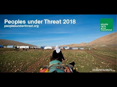 Peoples under the Threat - ?udia v ohrozen├н