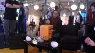 UNKNOWN RADIO - ZooMachines GameJam - GDC 2015