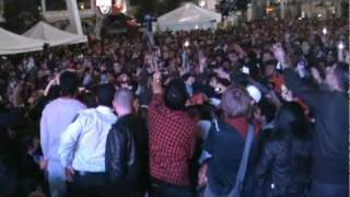"Jay Electronica - ""Exhibit A"" & ""Exhibit C"" (Live @ Manifesto Festival in Toronto)"
