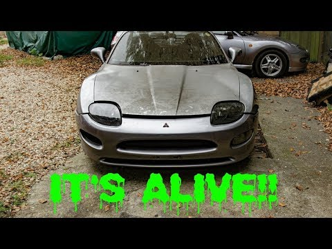 Ep 8: Is This The Dirtiest Project Car on YouTube? Mitsubishi FTO Budget Track Car Build