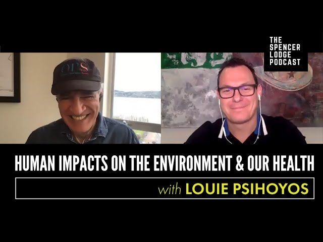 Louie Psihoyos On Human Impact on the Environment & Our Own Health