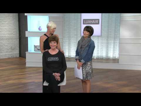 LUXHAIR HOW by Tabatha Coffey Pixie Cut Wig with Amy Stran