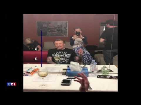 Les dernières vidéos de Johnny Hallyday avec LCI