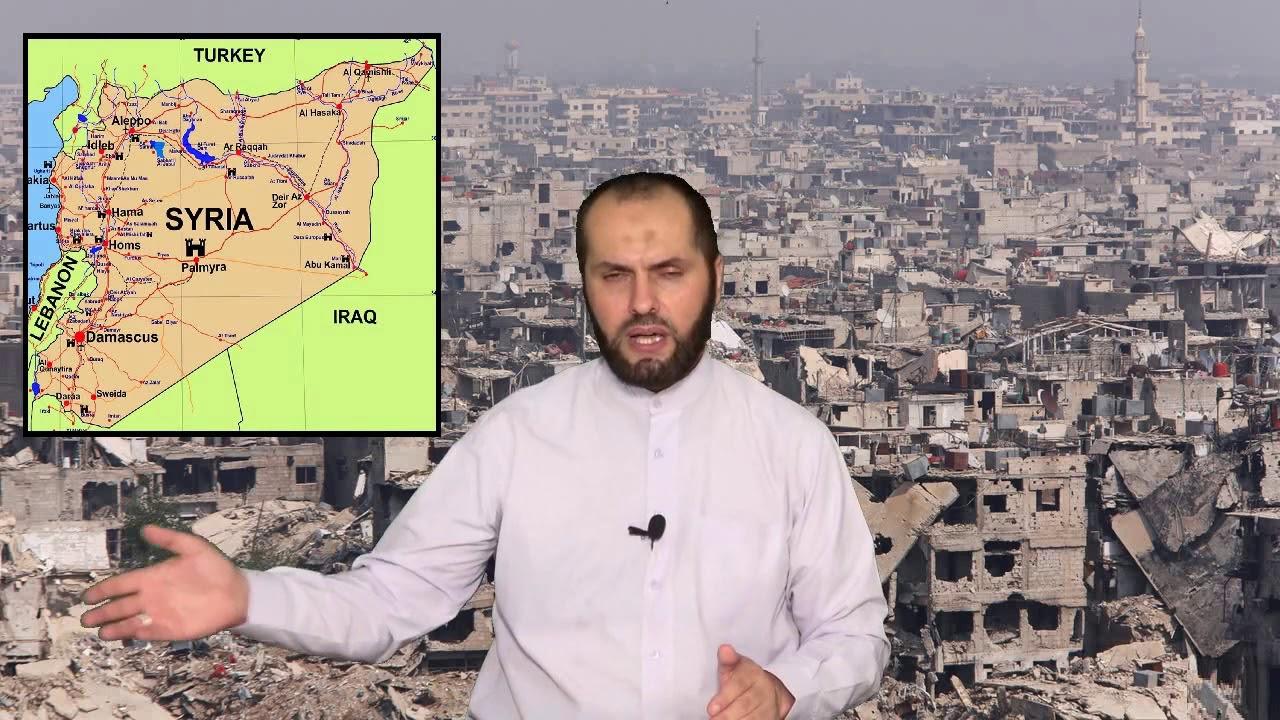 Orxan Məmmədov: Suriyada baş verənlərin pərdəarxası » Avrasiya