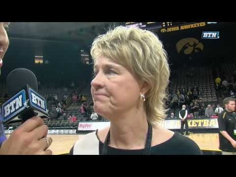 Bluder Talks Iowa's Overtime Win