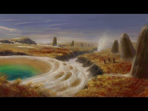Планета гейзеров.
