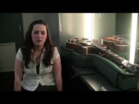 Sarah Siskind - Go - Backstage: Tennessee Shines
