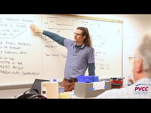 PVCC Faculty Spotlight: Eric Bredder, Assistant Professor Of IET