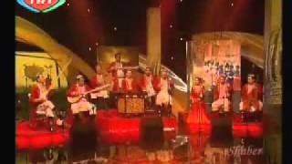 Uyghur Muzik sarki Gonul Bagi TRT.