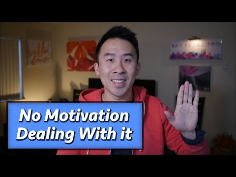 Lost of Motivation and Dealing With It
