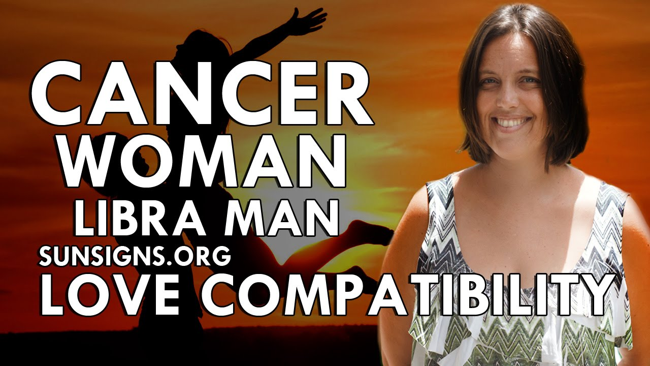 Cancer Libra Marriage Woman And Man
