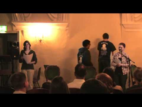 Out-of-Context Bible Verses - Franciscan University Talent Show Skit