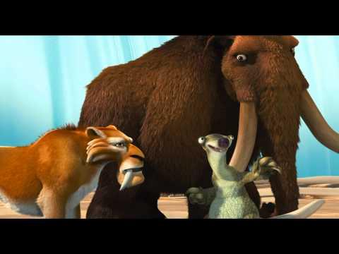 Ледниковый период мультфильм смотреть все серии подряд
