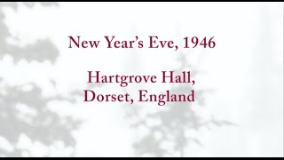 The Song of Hartgrove Hall - Book Trailer