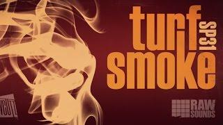 Turf Smoke Hip Hop Maschine Expansion Ableton Drum Racks - From Raw Cutz