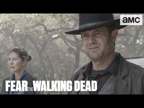 Watch Fear the Walking Dead go full-on Western