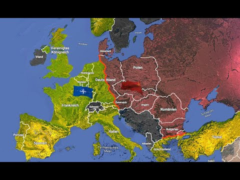 WW3 1983 - NATO vs Warsaw Pact - What would have happened?