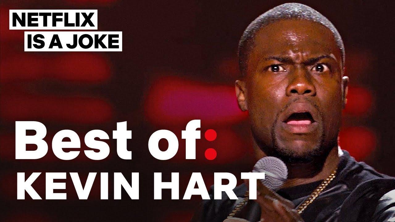 Best of: Kevin Hart | Netflix Is A Joke