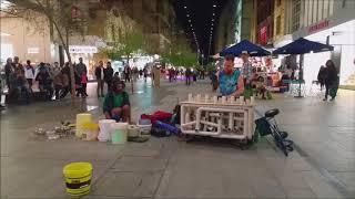 Pipe Guy VS Techno Hobo: the lost footage
