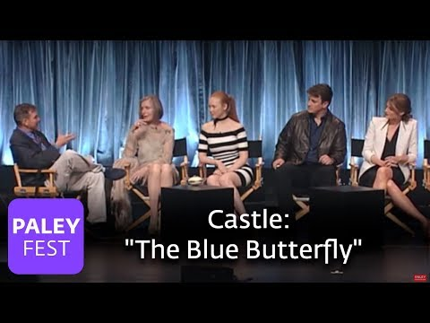 "Castle - Developing ""The Blue Butterfly"""