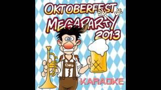 Oktoberfest Megaparty 2013 Rock mi Karaoke Instrumental Karaoke