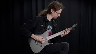 ESP Guitars: LTD M-HT Black Metal Demo by Jack Fliegler (New for 2020)