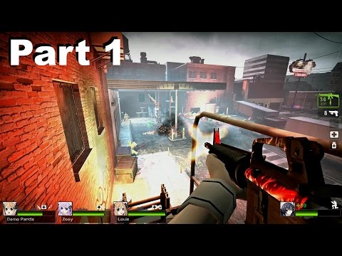 Left 4 dead 2 Over the hills and far away