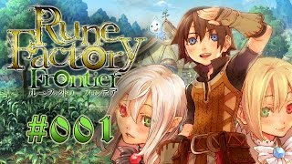 ⚔️ Rune Factory Frontier - Let