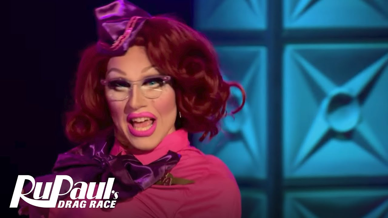 Download Welcome Aboard Glamazonian Airways ✈️ | S7 E2 | RuPaul's Drag Race