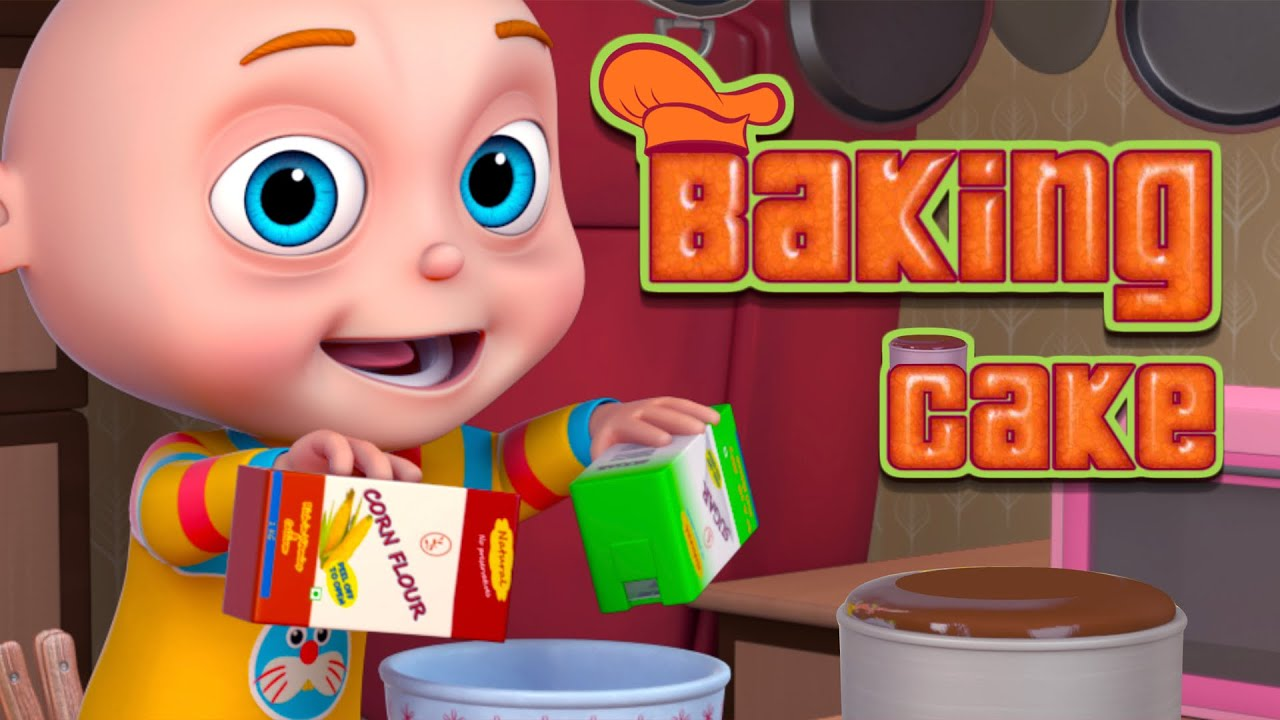 Baking Cake - New Episode | Cartoon Animation For Children | Videogyan Kids Shows | Funny Comedy