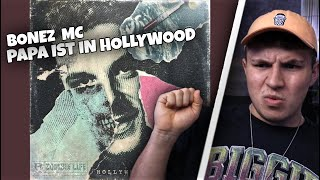 😥WAS EIN SONG!!!...Reaktion : BONEZ MC - PAPA IST IN HOLLYWOOD (prod. The Cratez) | PtrckTV