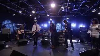 Gorillaz - Rhinestone Eyes (Live on AOL Sessions) Video