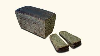 Хлеб ржаной из обдирной муки на КМКЗ