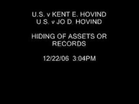 Kent Hovind - County Jail Telephone Calls