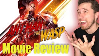 Ant-Man and The Wasp - Movie Review (NON SPOILER)