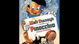 Pinocchio (1940) Film Review