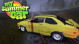 SEBIX vs POCIĄG - My Summer Car #56