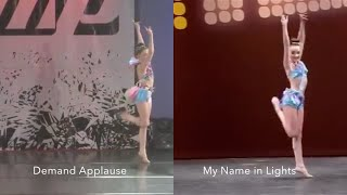 Dance Mom Re-Used Choreography