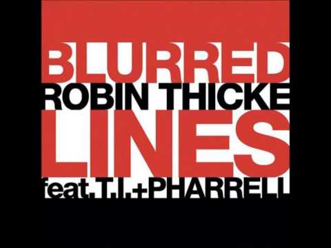 Robin Thicke - Blurred Lines (Official Instrumental)