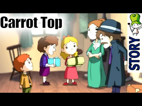 Carrot Top (Carrot Head) - Bedtime Story (BedtimeStory.TV)