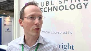 Dr Martyn Lawernce of @EmeraldGlobal live from the show floor... thumbnail