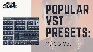 VST Preset #3: NaS - Hero (+ Afrojack & Fat Joe) [I Found those VST Presets #3]