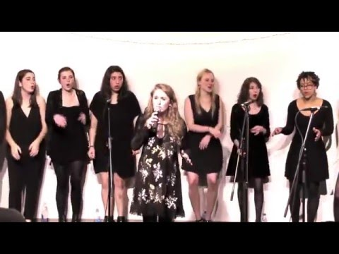 NYU Cleftomaniacs- Let It Go