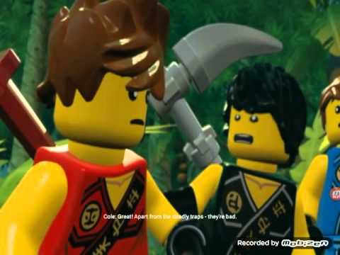 تحميل لعبة ninjago shadow of ronin