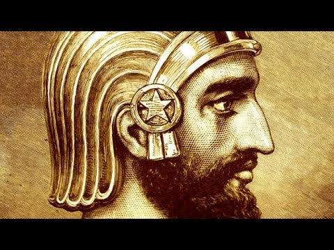 CYRUS THE GREAT IN THE BIBLE