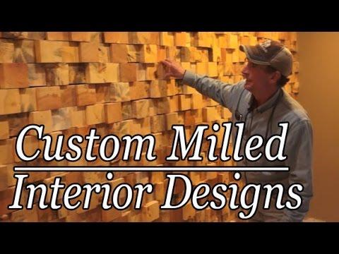 Colorado springs custom milled interior designs youtube - Interior design colorado springs ...