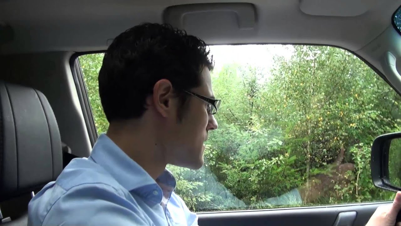 Mitsubishi Pajero / Montero offroad riding test ride review - Autogefühl Autoblog