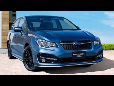 2017 Subaru Impreza Hatchback Features Specs Full Review