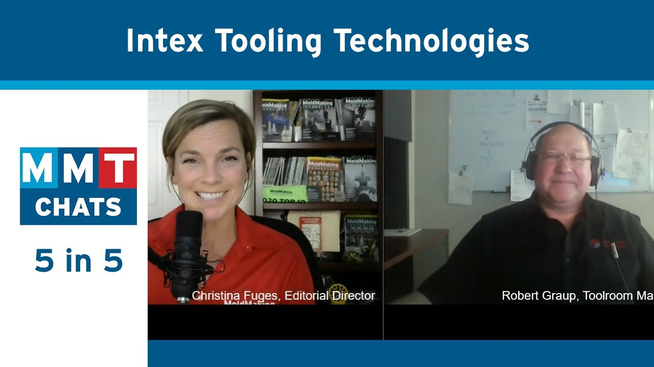 MMT Chats: 5 in 5 with Intex Tooling Technologies