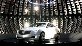 2015 Cadillac ATS Coupe - Luxury Car Video by General Motors